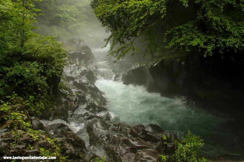 Abismo deKanmangafuchi en Nikko