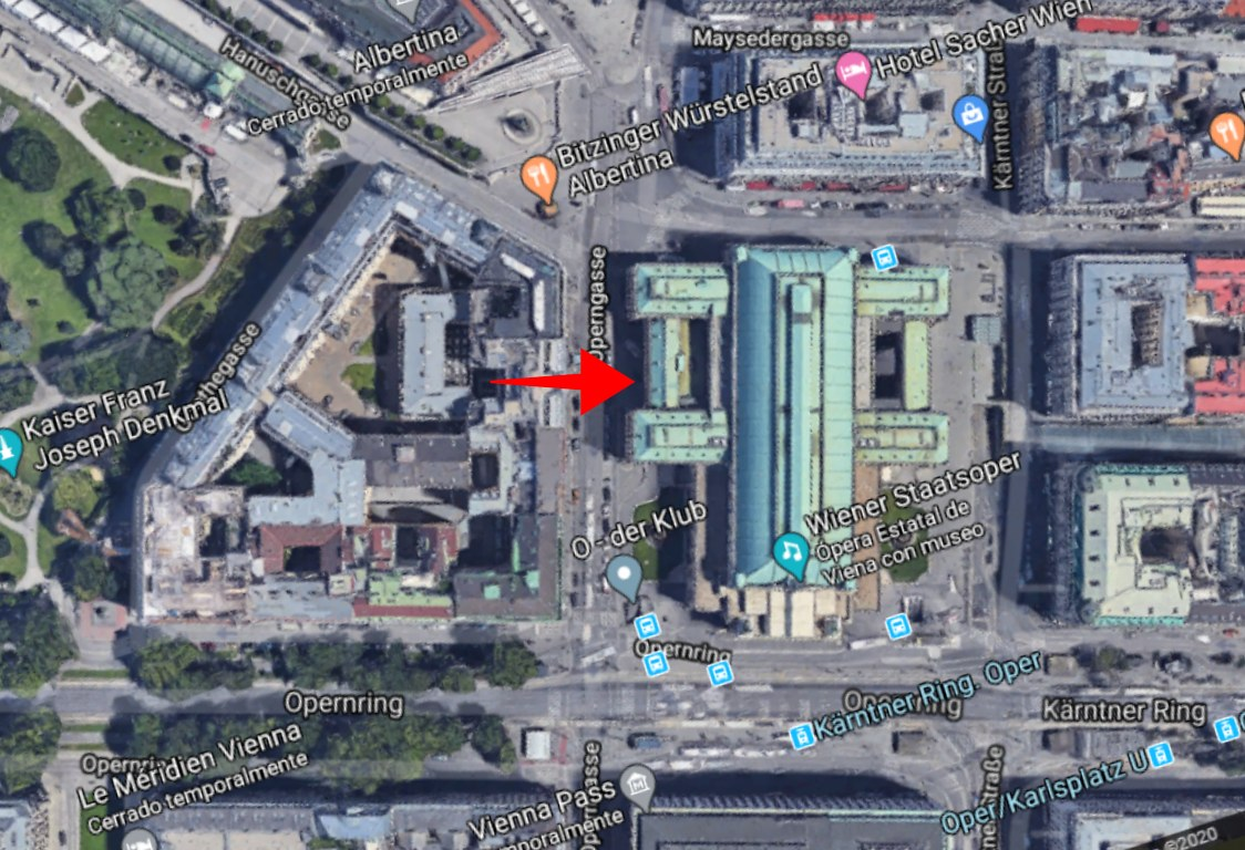 Dónde comprar las entradas baratas para la Ópera de Viena