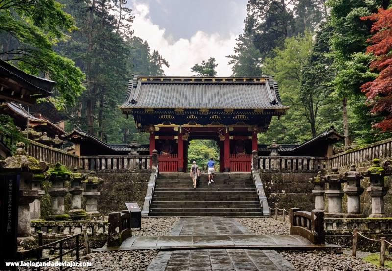 Nikkosanrinnoji Taiyuin
