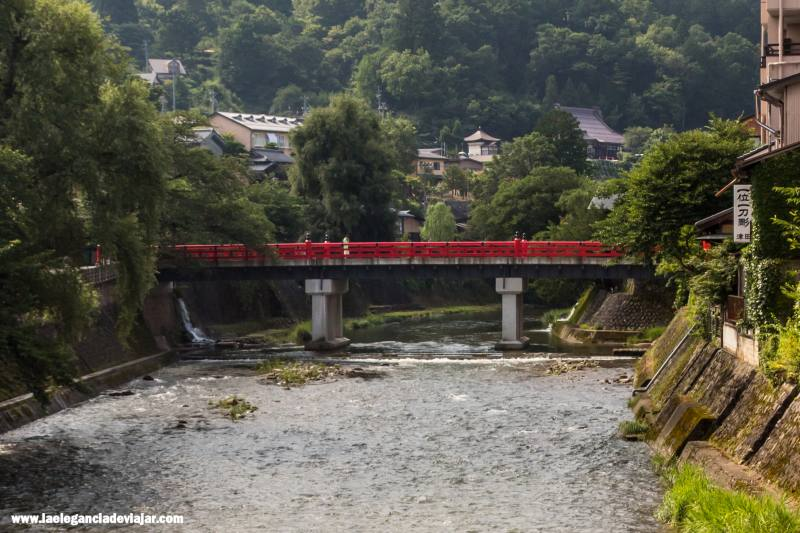 Puente de Nakabashi