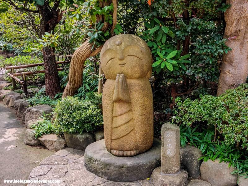 Ryo-en Jizo en el Templo de Hase-dera