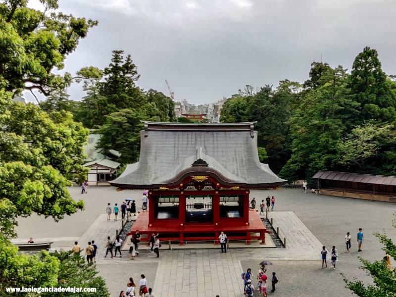 Templo Tsurugaoka Hachiman-gū