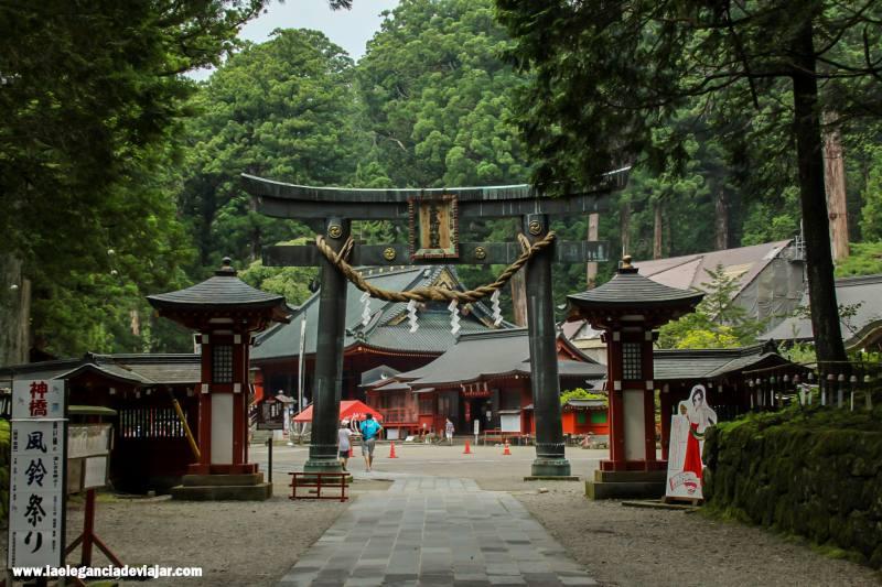 Templo de Futarasan