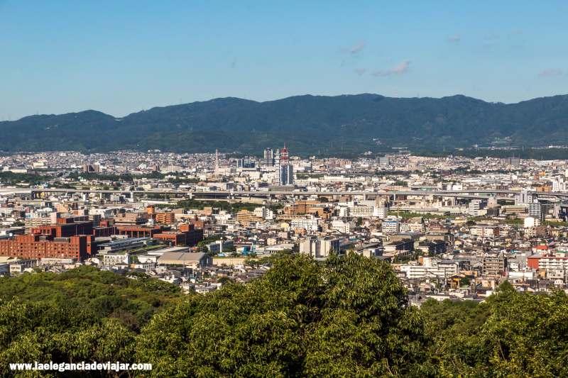 Cima de Fushimi Inari