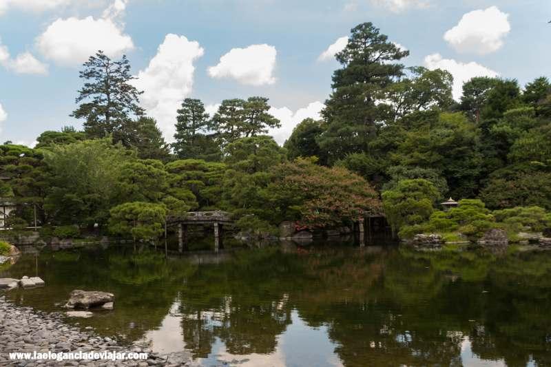 Jardines del Palacio Imperial de Kioto