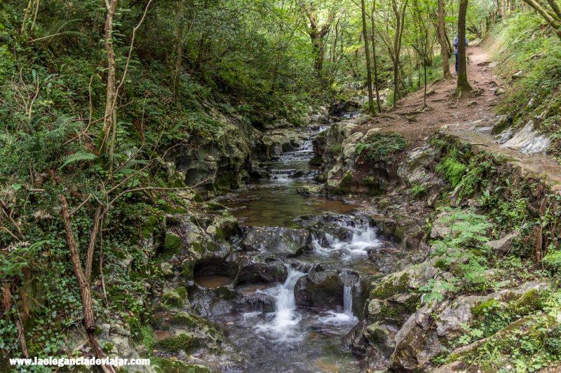 Entorno de las Cuevas de Zugarramurdi