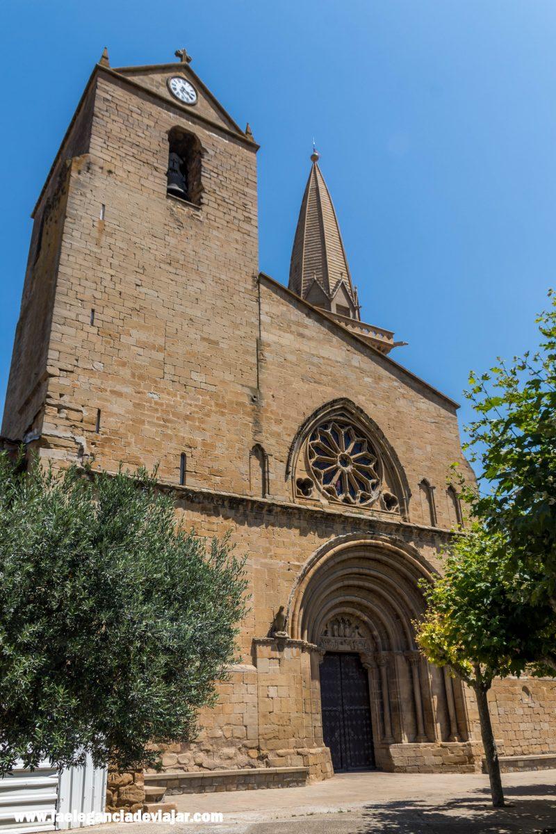 Iglesia de San Pedro en Olite