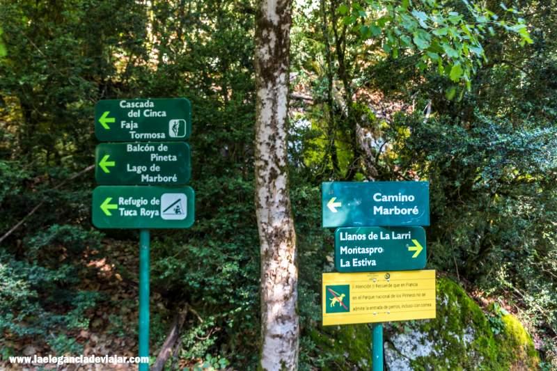 Encrucijada a los llanos La Larri