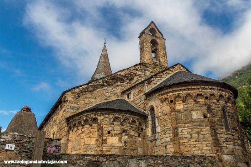Iglesia románica de Unha