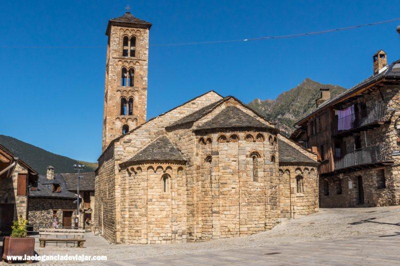 Santa María de Taüll