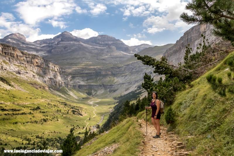 Vistas del Valle por la Senda de los Cazadores