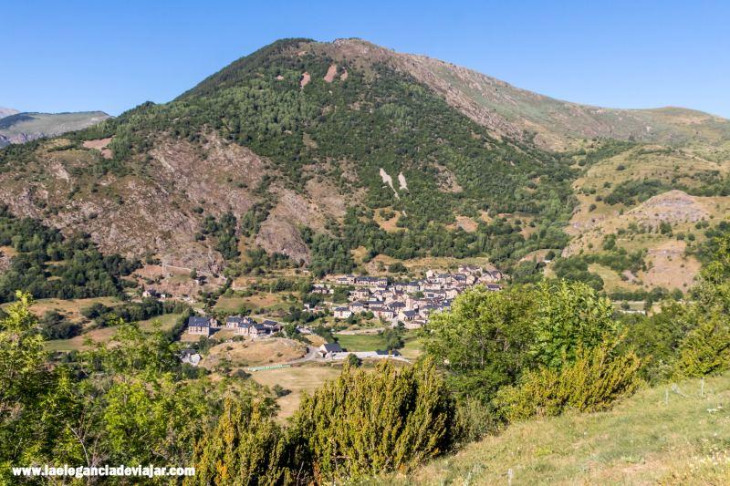 Vistas desde Sant Quirc de Durro