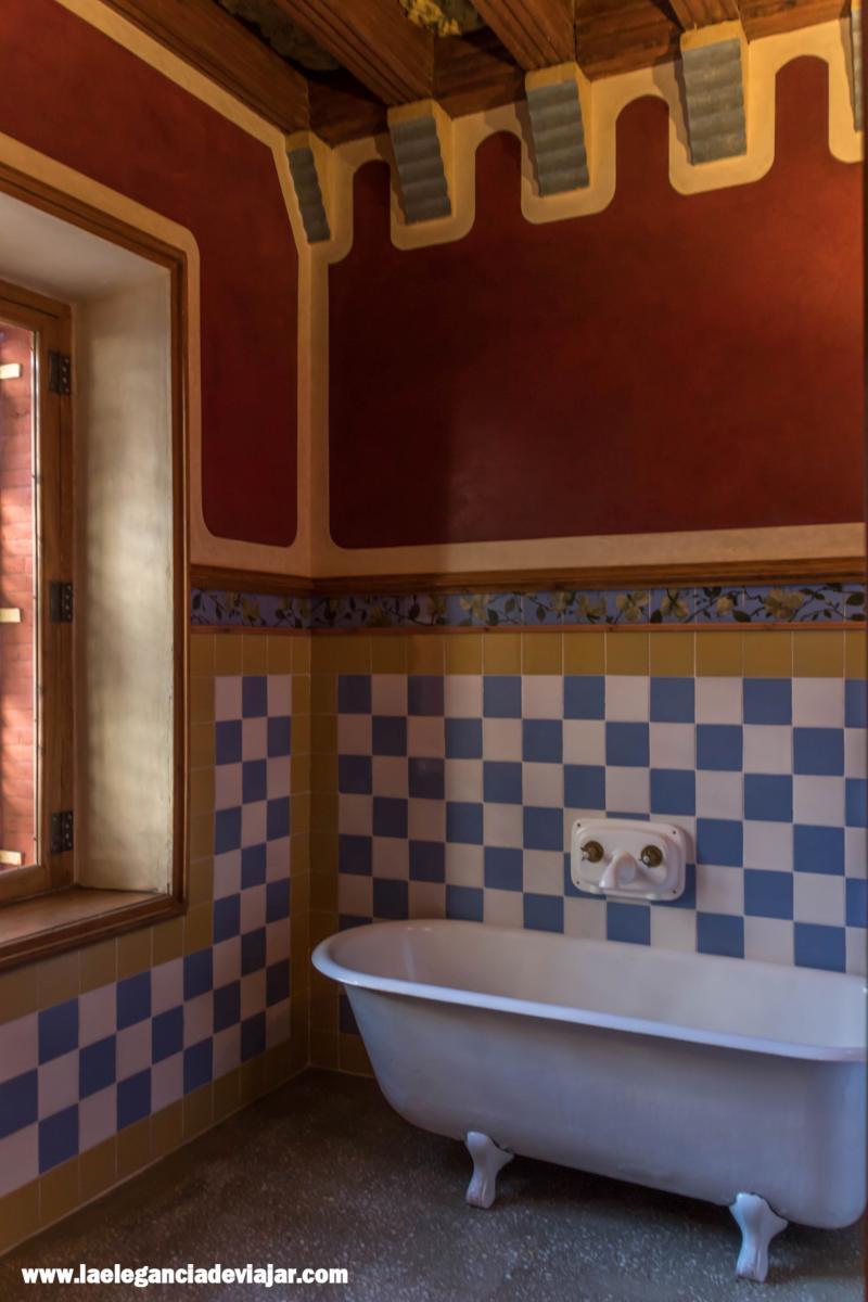 Baños de la Casa Vicens