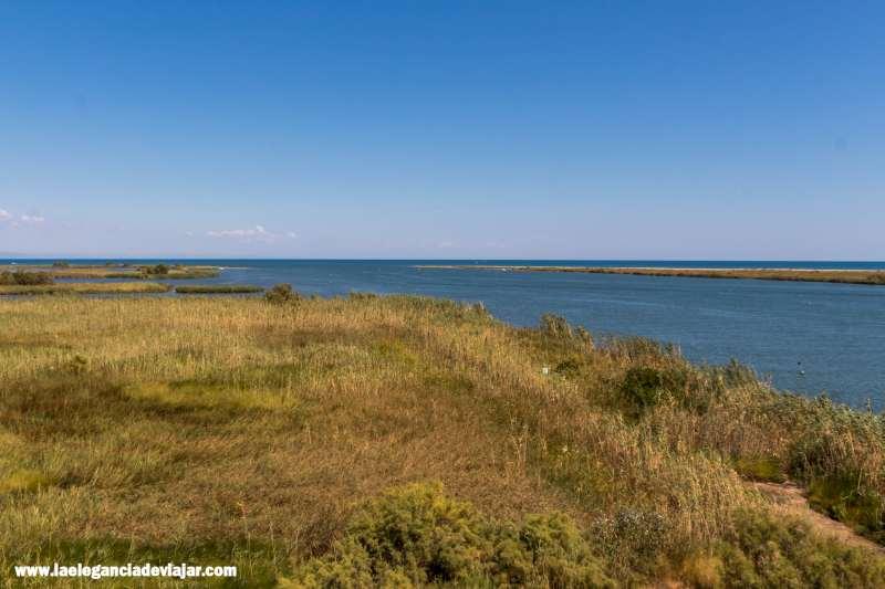 Desembocadura del Ebro
