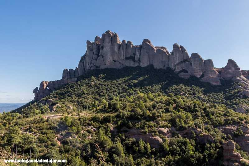 Les Agulles de Montserrat
