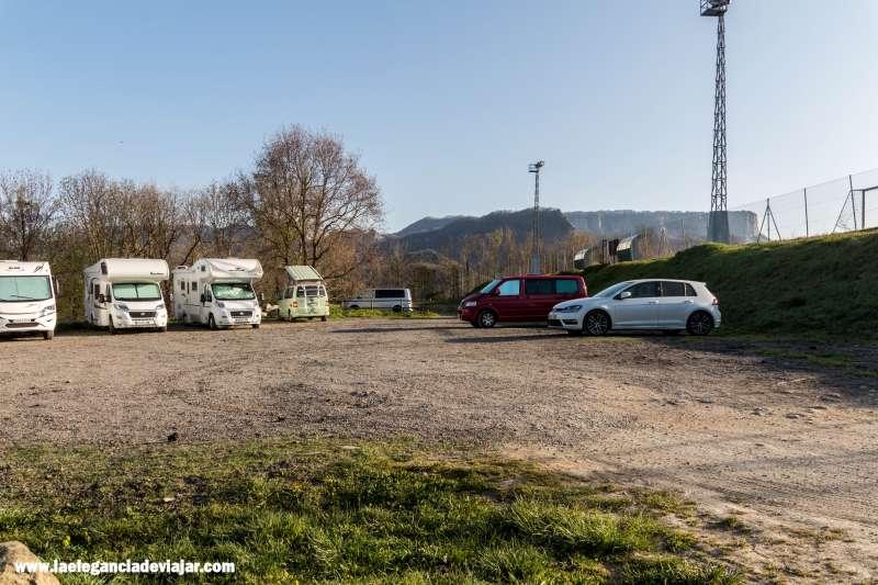 Parking en Cantonigròs