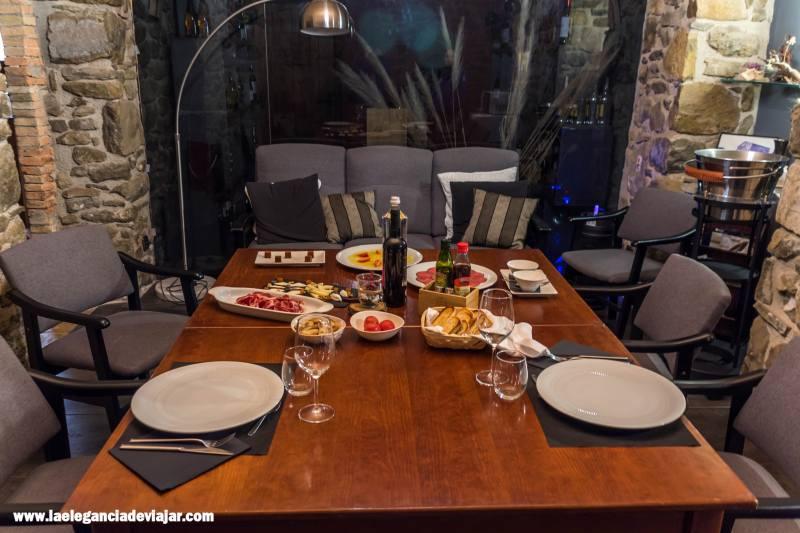 Cena en nuestro oasis